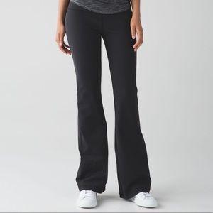 Reversible Lululemon groove pants/leggings